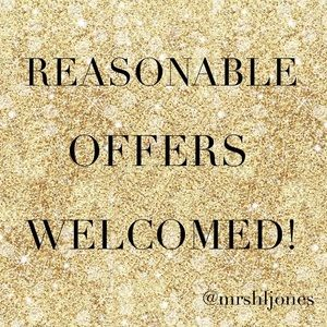 Other - Reasonable Offers Welcomed! 💫